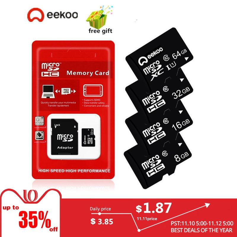 4GB 8GB 16GB 32GB tarjeta Micro SD Card memory card for Phone/Tablet cartao de memoria microsd 64GB 128GB class 10 Flash card class10 true capacity mini sd flesh tf card microsd 16gb 32gb 64gb 128gb micro sd card 8gb memory card cards cartao memoria
