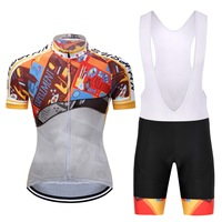 Men Bicycle Clothing MTB Bike Uniform Shirt Racing Cycling Jerseys