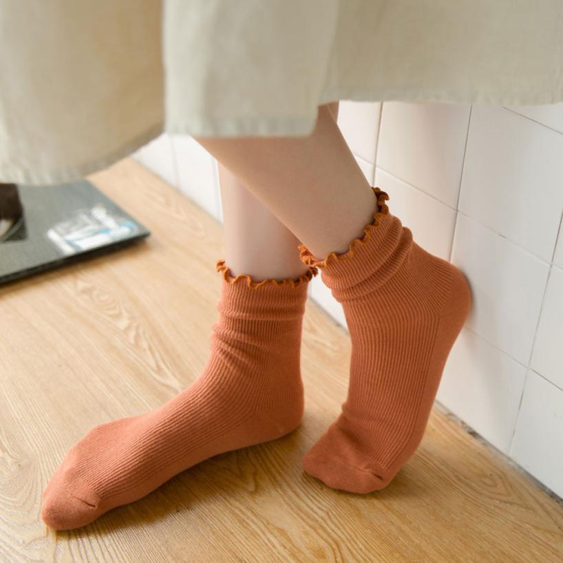 Muqgew Nieuwste 1 Paar Nieuwe Vrouwen Winter Warm Beenwarmers Cable Knit Gebreide Haak Sokken Fabulous Elastische Ademend Soxs Sokken