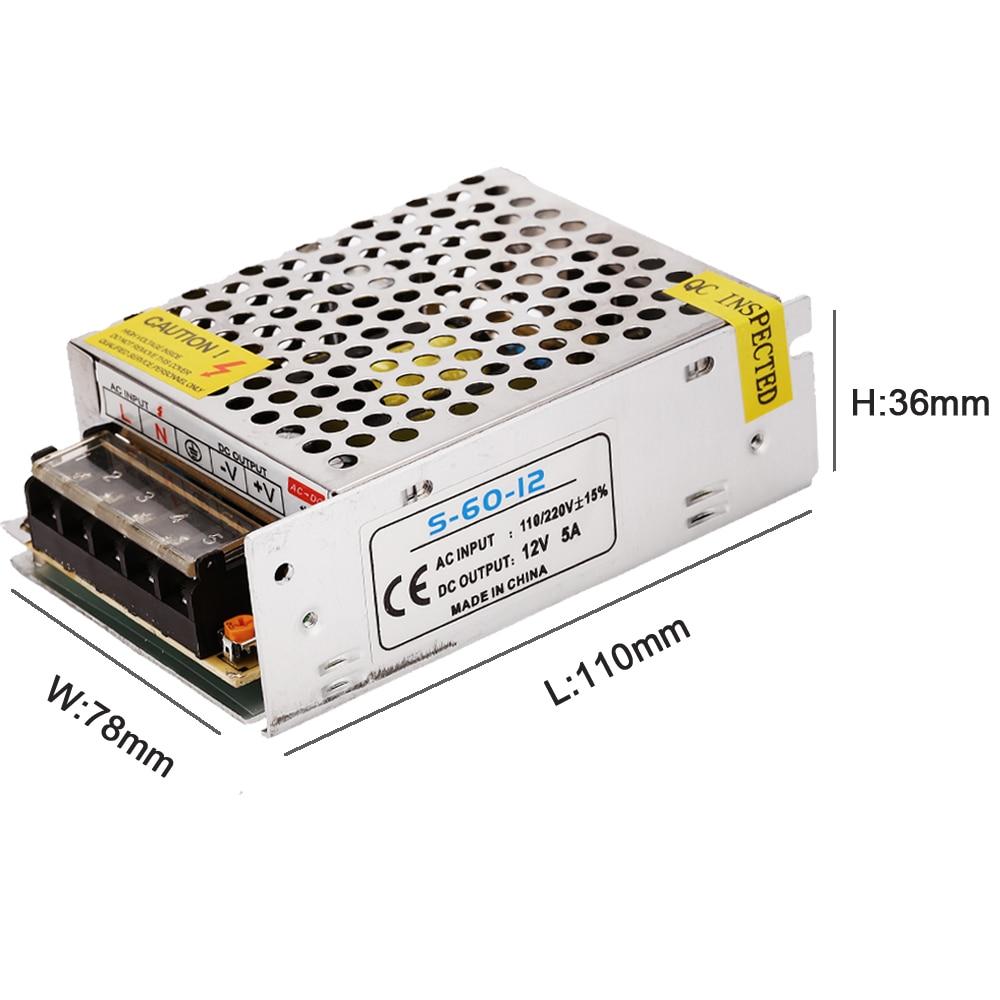 LED անջատիչ էլեկտրամատակարարիչ 85-265V AC - Լուսավորության պարագաներ - Լուսանկար 4