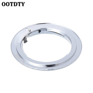 Image 4 - OOTDTY FOR AI EOS Adapter for Nikon AI AI S F Lens to Canon EF EOS Camera AF Confirm Ring