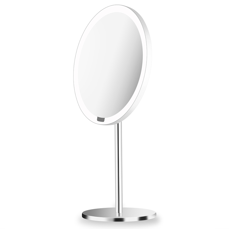 Image 2 - Xiaomi Mijia Yeelight Portable LED Makeup Mirror with Light Dimmable smart Motion Sensor night light for xiaomi smart home-in Smart Remote Control from Consumer Electronics