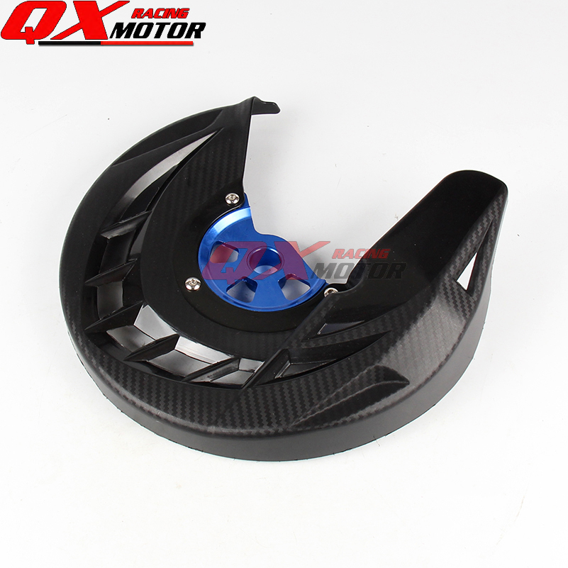 22mm Front Brake Disc Rotor Guard Cover Protector Protection For YZF YZ250F YZ450F YZ250FX 14-15 MX Motocross Motorcycle high quality 270mm oversize front mx brake disc rotor for yamaha yz125 yz250 yz250f yz450f motorbike front mx brake disc