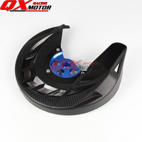 22mm Front Brake Disc Rotor Guard Cover Protector Protection For YZF YZ250F YZ450F YZ250FX 14 15 MX Motocross Motorcycle