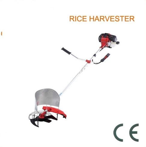 Cortadora de césped Cropper Herramientas de jardín Máquina agrícola Cosechadora de arroz 42.7cc 1.47kw Desbrozadora Cortadora de hierba