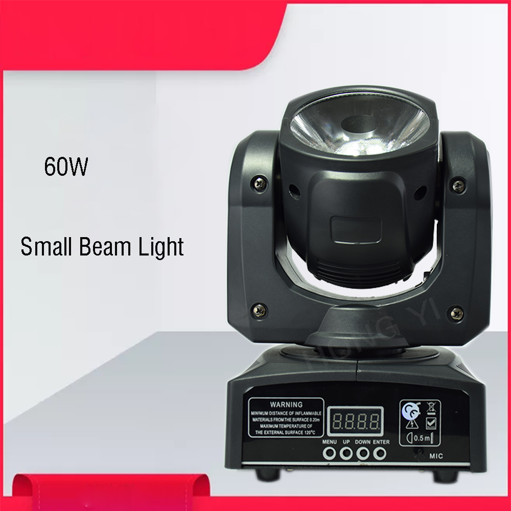 led 60W stage light rgbw beam led moving head light china