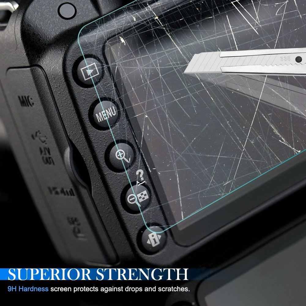 2x9 H verre trempé LCD protecteur d'écran pour Sony DSC-RX100 RX100 VII VI V IV III II RX100M7 RX100M6 RX100M5 RX100M4 RX100M3