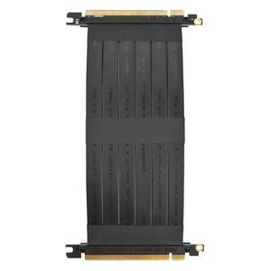Image 1 - VODOOL высокоскоростные гибкие кабели PCI E Gen3 PCI E Express 16X кабель удлинитель для переходных карт для шасси 1U, 2U