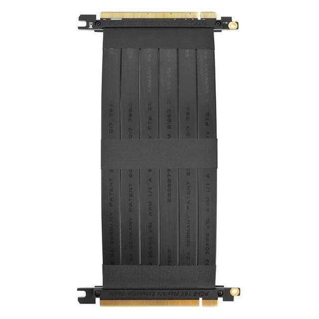 VODOOL высокоскоростные гибкие кабели PCI E Gen3 PCI E Express 16X кабель удлинитель для переходных карт для шасси 1U, 2U