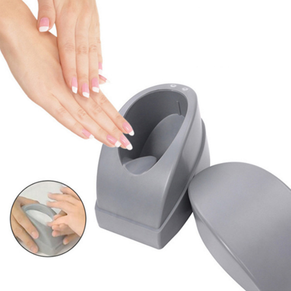 Dipping Powder French Dip Nail Container,French Manicure Nails Tips Guides Nail Art Tools Easy for make French Smile line F0633 翻轉 貓 砂 盆