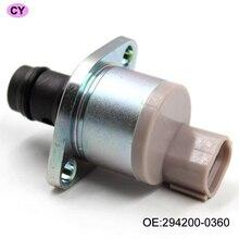 Дозировки топлива Электромагнитный Клапан Единица Измерения Контроль Всасывания SCV Клапан Для Denso 294200-0360 294200-0260 294200-0160