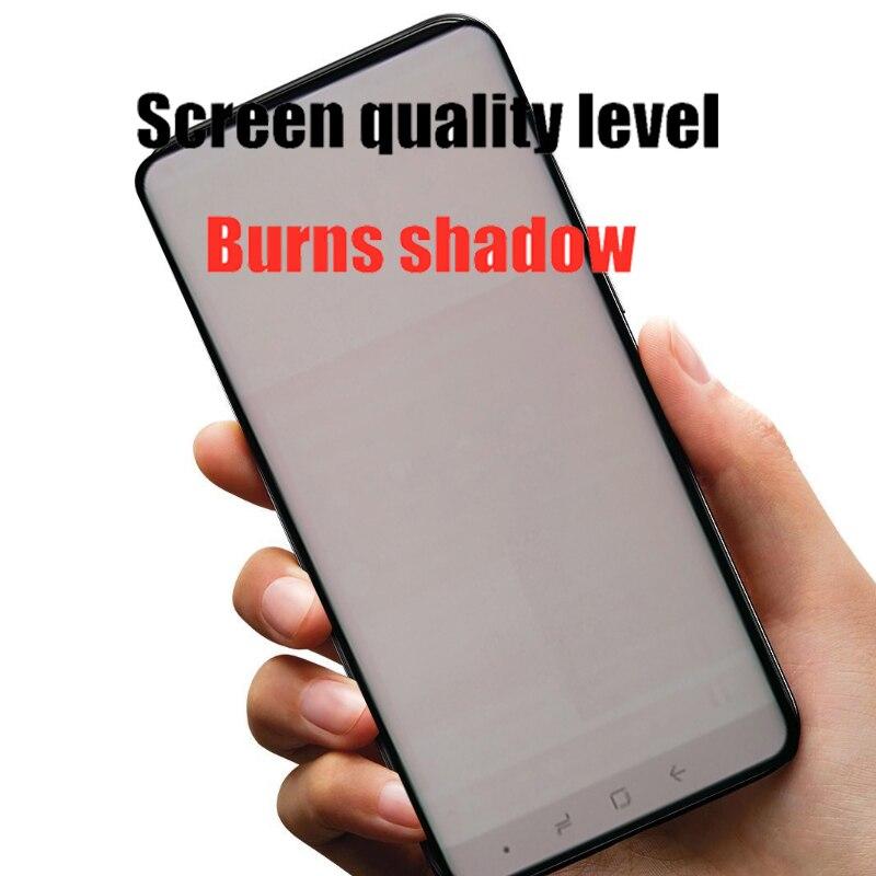 Image 4 - スーパー AMOLED サムスンギャラクシー S8 液晶 S8 プラス Lcd ディスプレイ G950 G950F G955fd  G955F バーンイン影画面ギフト S8 裏表紙    グループ上の 携帯電話