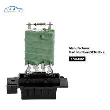 Нагреватель воздуходувы двигатель резистор кабельный разъем для Alfa Romeo Citroen peugeot Fiat Ducato 77364061