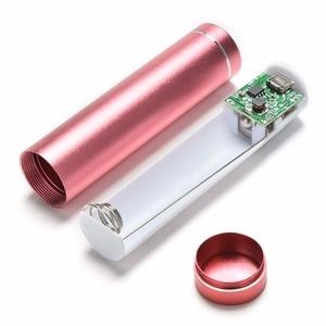 Image 5 - כוח נייד בנק תיבת 18650 ליתיום מטען ריק מעטפת עבור טלפון סלולרי Tablet אלקטרוניקה חיצוני USB כוח בנק מקרה