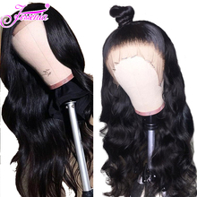 Peruvian Body Wave Closure Wig13*4 Lace Front Human Hair Wigs with Baby Wig for Black Women Remy