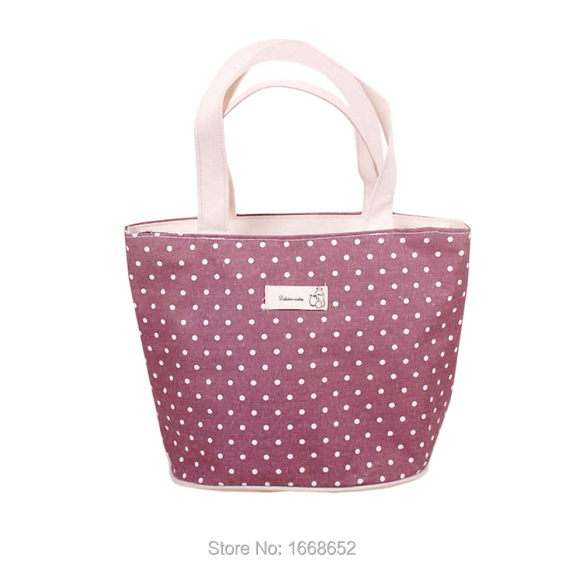 Soft Foldable Tote Women Shopping Bags Large Shoulder Bag Lady Handbag Pouch Zipper Closure Eco Reusable