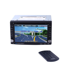 Double Din High Definition Touch Screen Car MP5 Bluetooth Music Player