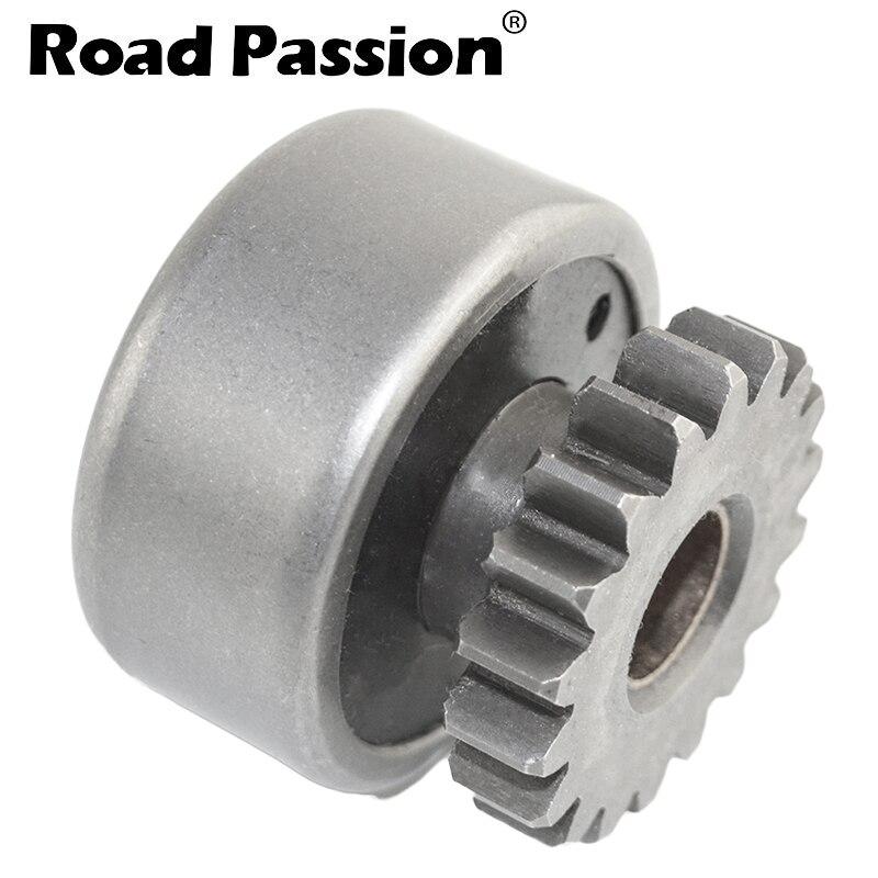Motorcycle Engine Parts Starter Clutch Assy For Yamaha XV1100 XV750 XV700 XV Virago 1100 750 700 1986-1999 / 1988-1997 / 1986-87