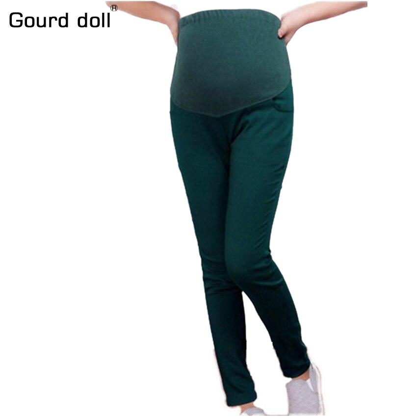 2016 Plus Sizes Maternity Pants for Pregnant Women Maternity leggings for Summer Overalls Pregnancy Pants Maternity Clothing