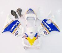 Injection ABS Full Fairing Kit Bodywork for Honda CBR600 CBR600F F4i 04 07 05 06 2004 2007