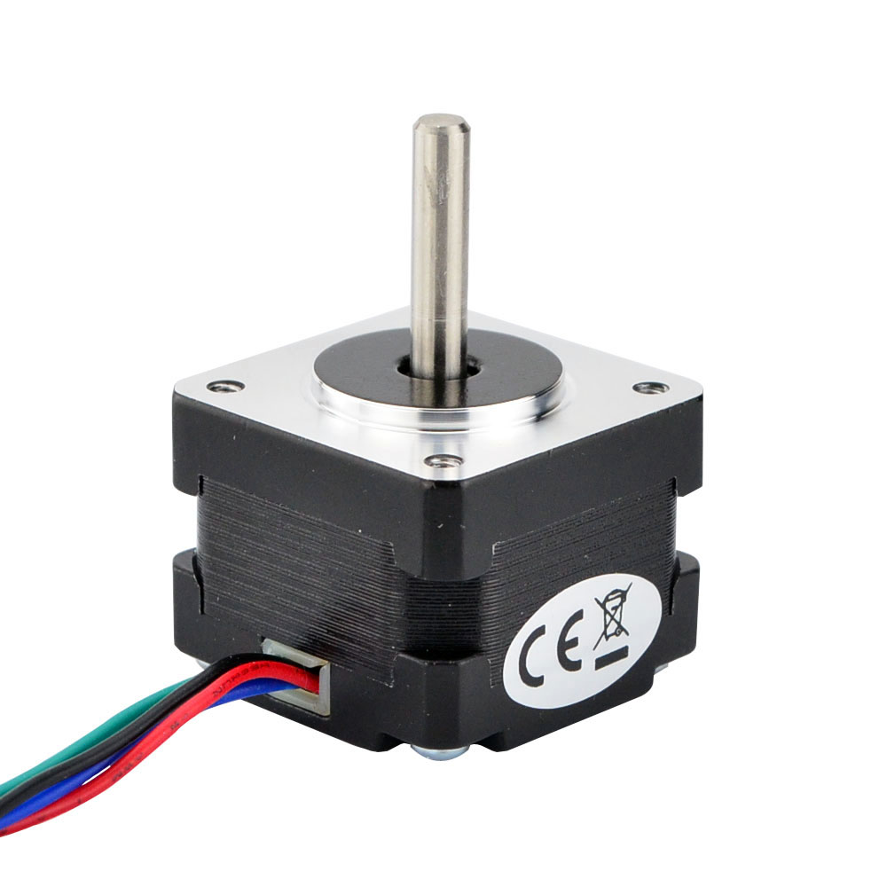 Nema 14 Stepper Motor Bipolar 1.8 Degree 12.5Ncm (17.7oz.in) 1A 4 Wires 3D Printer CNC Robot 5pcs nema 14 stepper motor 25 5oz in 18ncm 5 4v 0 8a bipolar 3d printer makerbot 3d printer prusa makerbot reprap cnc robot