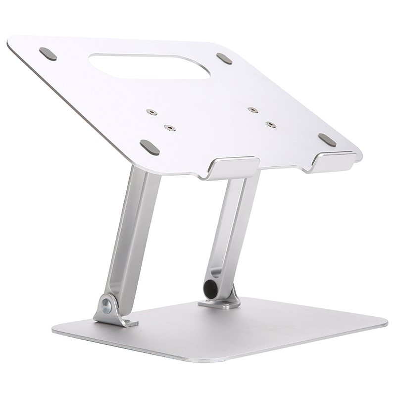 Notebook Stand Adjustable Angle Aluminum Free Lift Laptop Enhancement Stand For Macbook Dell Hp Ipad Pro17Notebook Stand Adjustable Angle Aluminum Free Lift Laptop Enhancement Stand For Macbook Dell Hp Ipad Pro17