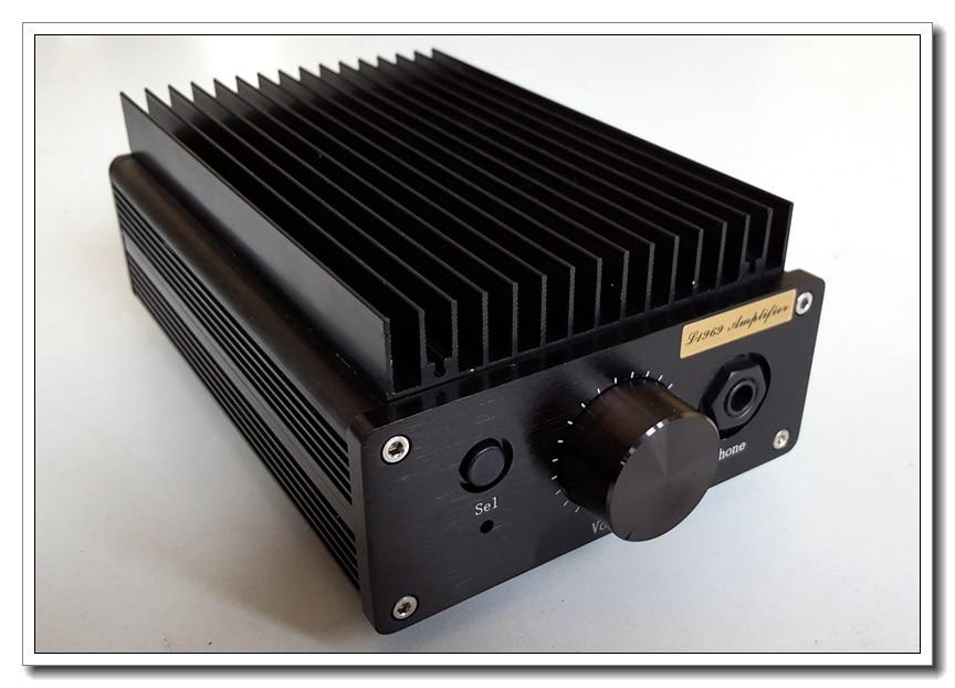 цены на L1969se 8W pure class a amplifier machine amp bookshelf full frequency sound hd650 K701 collocation class a Headphone Amplifier в интернет-магазинах