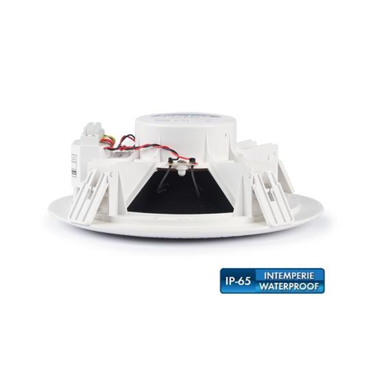 Speaker's ceiling recessed Fonestar, Tough weatherproof, power 80 W max,  coverage angle 120 °