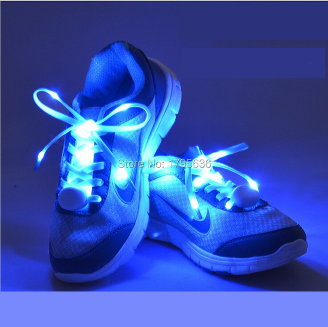 f8535d79e82b 20 Pair lot Newest styles Boys Girls Kids Light Up LED Shoelaces Flash  Party Disco Shoe Laces Shoe Strings Best Price