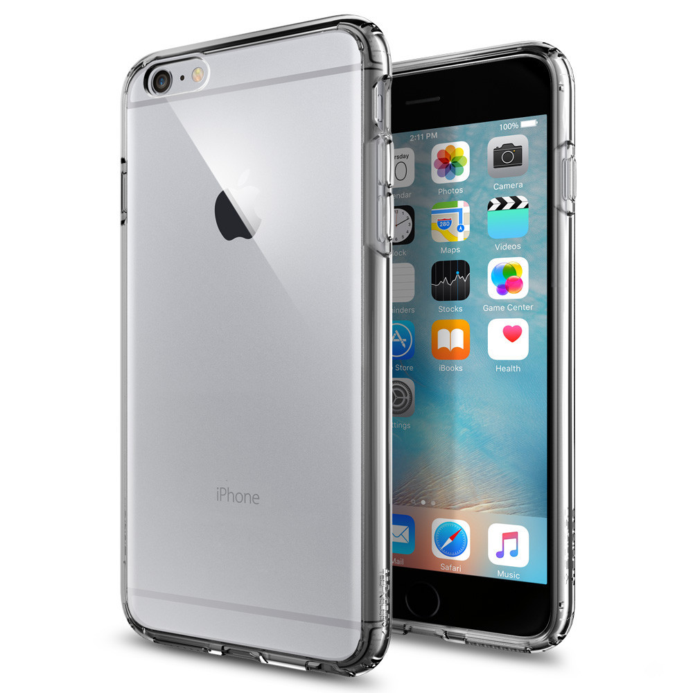 100 Original SGPSPIGEN Ultra Hybrid Cases For IPhone 6S Plus 6 Plus 5 5