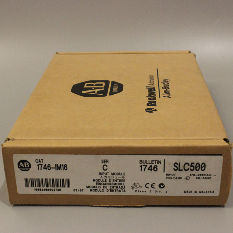 1746 IM16 1746IM16 PLC Controller New Have in stock