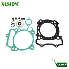 XLSION 2 pcs Mesin Mount Bushing Untuk GY6 50cc 80cc 4 Stroke 139QMB Scooter Moped ATV(China)