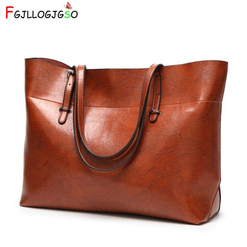 Fgjllogjgso quente feminina bolsa de ombro de couro do plutônio feminino grandes bolsas de negócios crossbody bolsa para mulheres bolsas femininas