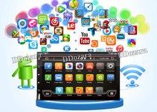 Quad Core Android 6.0 AUTORADIO MIT GPS NAVI BLUETOOTH PANTALLA TÁCTIL 2DIN DVD CD MP3 USB SD