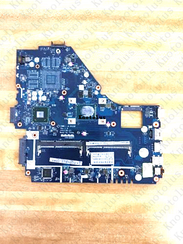 NBMEP11001 <font><b>Z5WE1</b></font> LA-9535P for <font><b>Acer</b></font> Aspire <font><b>E1</b></font> 570 laptop <font><b>motherboard</b></font> i3 CPU DDR3 GM Free Shipping 100% test ok image