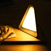 Modern Desk Lamps Led Flip Lamp USB Recharging Table Light Bedside Desk Lamp Eye Protection Dimming