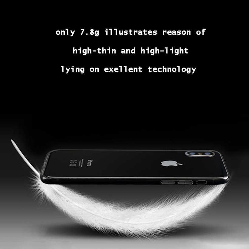 حافظة لهاتف Oukitel K3 K10 U7 Max U18 حافظة فائقة النحافة من السيليكون الشفاف لهاتف Oukitel U7 Plus Mix 2 K5000 k8000