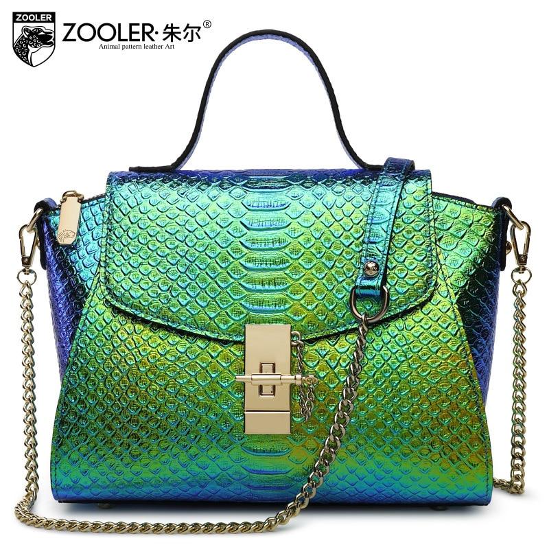 Zooler alas bolsas de mano bolso de las mujeres pequeñas cadenas de moda femenin