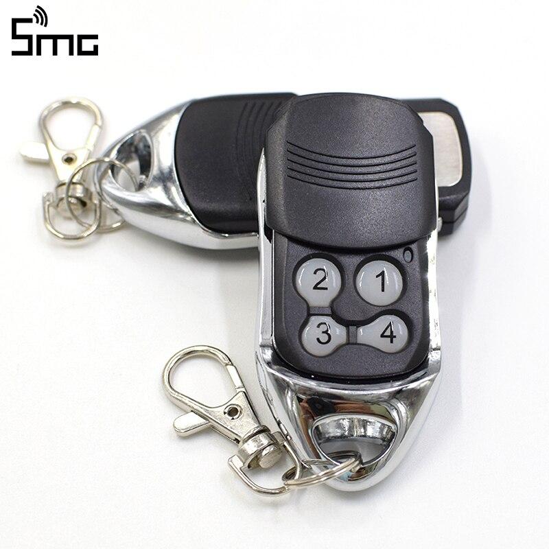 Купить с кэшбэком SOMFY Keytis NS 2 RTS-KeyGo 4 RTS New compatible rolling code remote control duplicator 434.42mhz multi frequency remote control