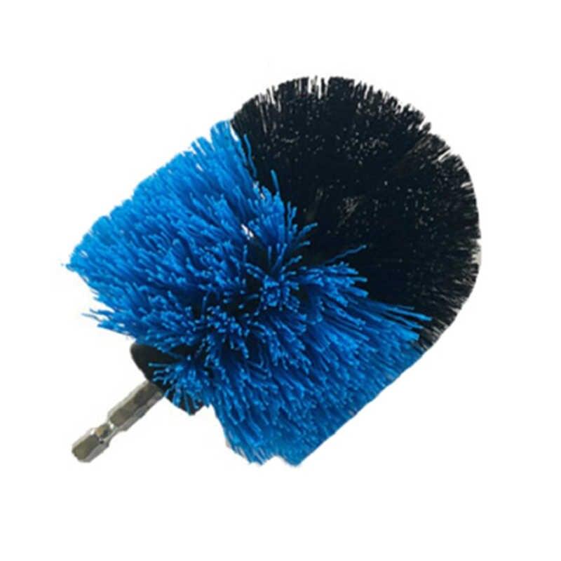 Cepillo eléctrico de limpieza de suelo de 3,5 pulgadas herramienta eléctrica para eliminar manchas tercas en azulejo de cerámica azul Mable de piedra