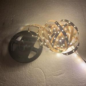 Image 4 - USB LED Night Lights DC5V USB Kabel 50 CM 1 M 2 M 3 M 4 M 5 M Flexibele lampara LED strip licht lamp SMD3528 voor TV/PC/Laptop Lamp
