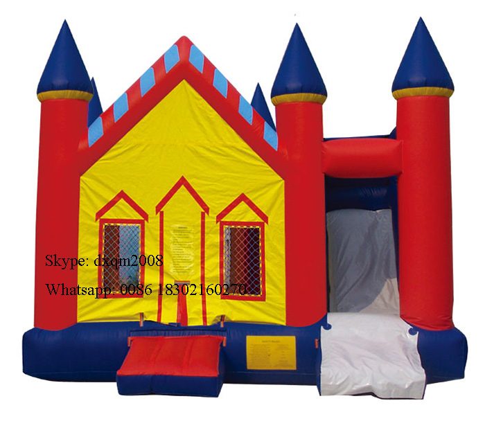PVC commercial customized inflatable bouncer castle /outdoor playground inflatable jumping house for kids williams beatriz secret life of violet grant