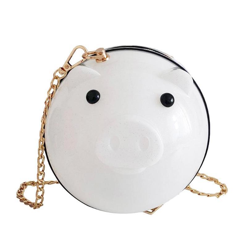 Clutch Purse Chain Shoulder-Handbags Crocodile Small Party Designer High-Quality Women