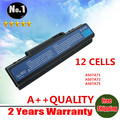Для Acer Aspire 4736 G 4730 4310 AS07A31 AS07A32 AS07A41 AS07A42 лэптоп аккумулятор 12 клетки