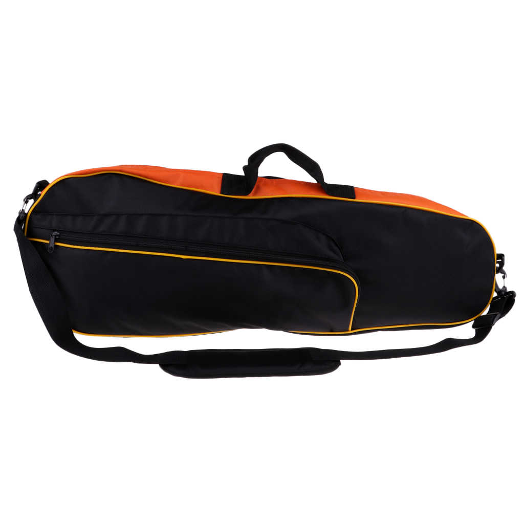 Waterproof Tennis Badminton Squash Rackets Racquets Carrying Bag Case Holder Carrier with Extra Pockets fits for 6