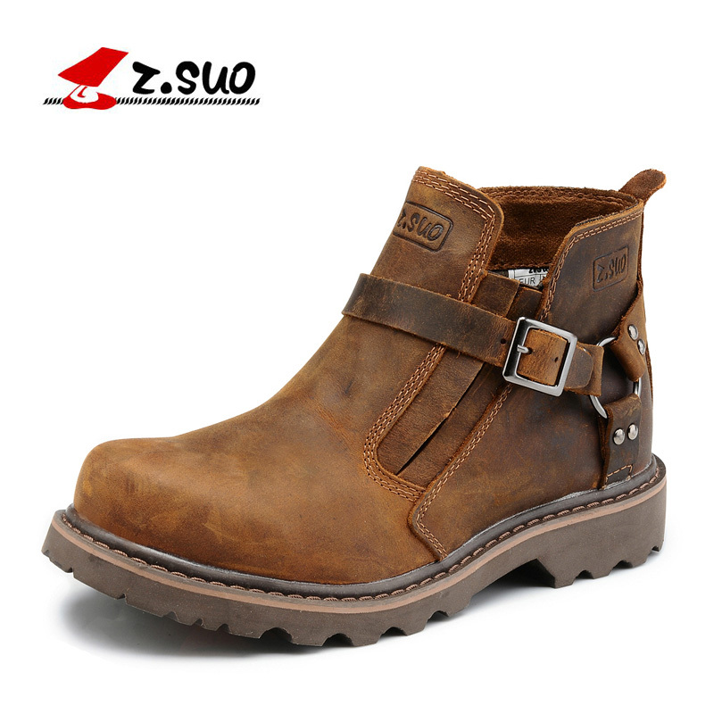 Popular Work Boots Style-Buy Cheap Work Boots Style lots from ...