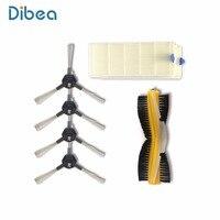 Promotion Dibea D900 Vacuum Cleaner Parts Smart Robotic Vacuum Kits