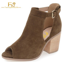 04300619d71 Wood Heel Boots Reviews - Online Shopping Wood Heel Boots Reviews on ...