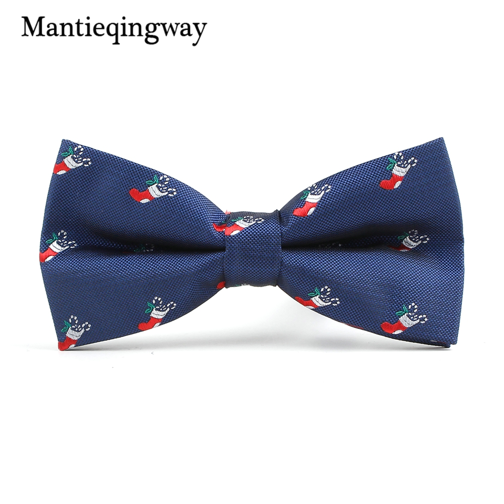 Aliexpress.com : Buy Mantieqingway Christmas Bowtie Santa
