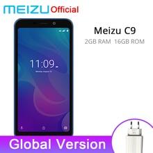 Resmi Küresel Sürüm Meizu C9 Pro 3 GB 32 GB Cep Telefonu Quad Core 5.45 inç 1440X720 P ön 13MP Arka 13MP 3000 mAh Pil